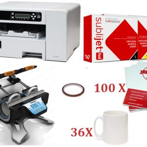 Heat Press Startup Packages