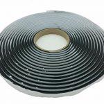 Butyl-Tape-Strip-Bolt-On-Panel-Sealer-Bonding-Vans-Cars-Roof-6x9mm-8-Meter-Long-373075383604