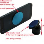 Sublimation-Magnetic-Car-Mount-Phone-Holder-For-Heat-Transfer-Press-372949299214-2