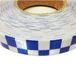 Variation-of-High-Quality-High-Intensity-Checker-Chequer-Reflective-Self-Adhesive-Vinyl-Tape-372756192479-db1e
